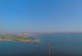 Представлена визуализация Крымского моста через Керченский пролив. Видео
