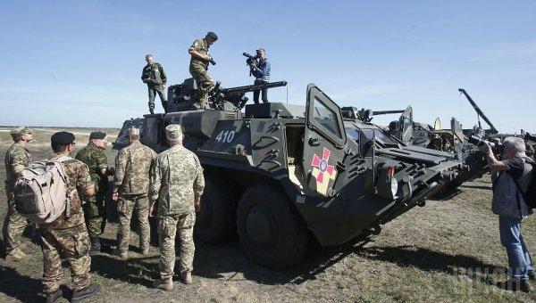 Соглашение сПентагоном предусматривает передачу Украине военной техники,
