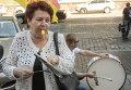 Митинг вкладчиков Михайловского под Кабмином