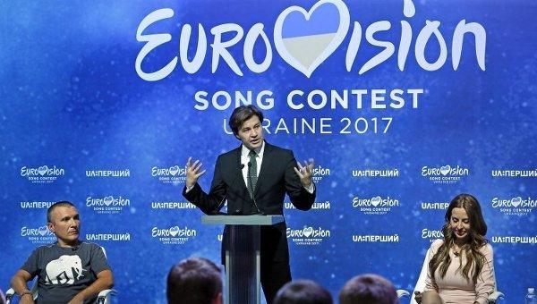 Аласания: Навыбор города-хозяина Евровидения-2017 повлияли данные СБУ