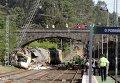 Железнодорожная катастрофа в Испании. Жертвы и пострадавшие