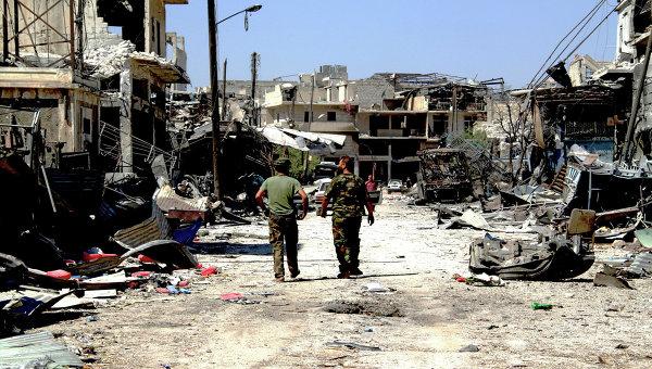 Всирийском Алеппо накануне перемирия идут ожесточенные бои