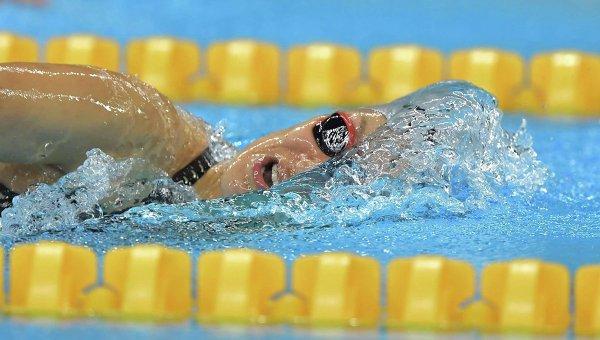 Выступление украинских спортсменов по плаванию в Паралимпиаде