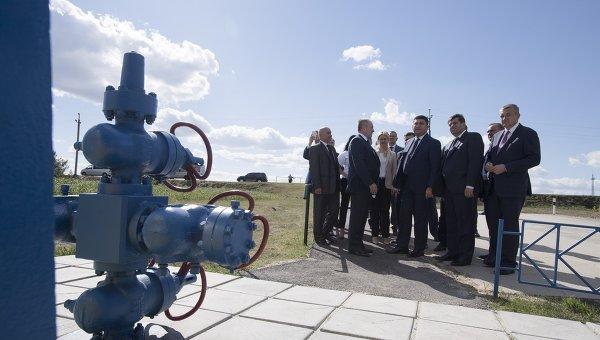 Украина практически  натреть может уменьшить  потребление газа