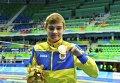 Евгений Богодайко - обладатель золотой медали Паралимпиады-2016