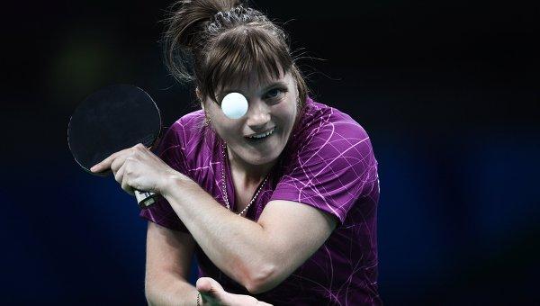 Паралимпиада-2016: Украинка Космина завоевала золото внастольном теннисе