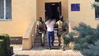 Задержание прокурора причастного к добыче янтаря в Ровенской области. Видео
