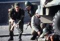 Бойцы специальной группы МБ РФ Альфа