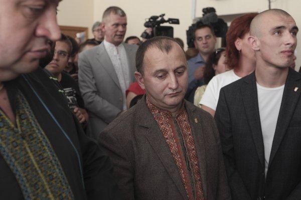 ВКиеве начали судить виновных втеракте под Верховной Радой