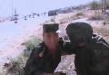 Военный РФ попал под обстрел в Сирии во время видеомоста с Москвой. Видео