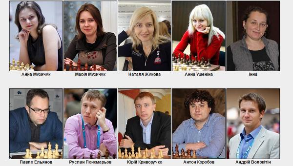 Украина завоевала «серебро» нашахматной Олимпиаде вАзербайджанской столице