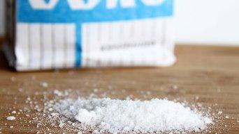 Пачка соли. Архивное фото