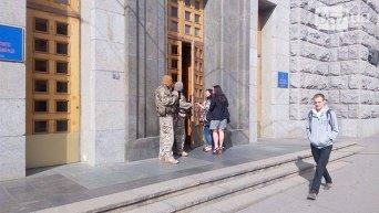 Обыски в мэрии Харькова