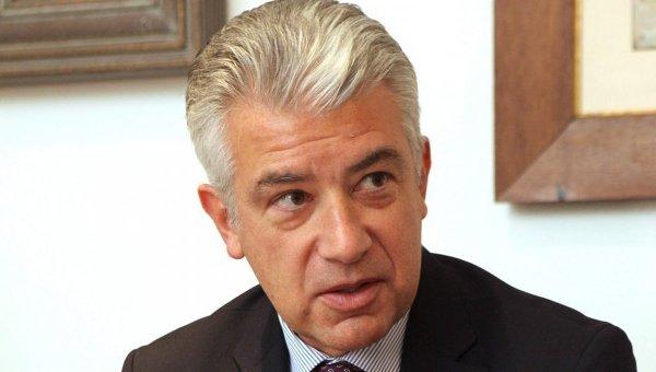 Посол Германии в Украине Эрнст Райхель. Архивное фото