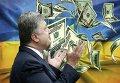 Киев получил новый транш МВФ. Лучшие фотожабы