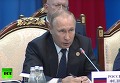 Путин ответил Киеву по председательству России в СНГ