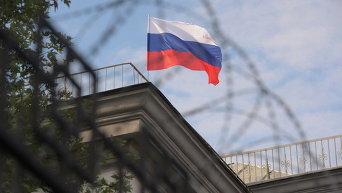 Голосование на выборах в Госдуму РФ в посольстве России в Киеве
