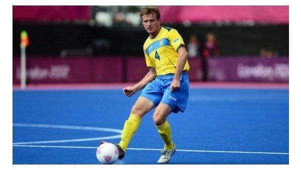 Украинский футболист, участник Паралимпийский игр Тарас Дутко