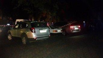На парковке в Луцке взорвалось неизвестное устройство