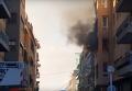 Взрыв газа в Испании