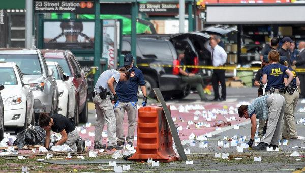 ВСША задержали подозреваемого ворганизации терактов вНью-Йорке иНью-Джерси