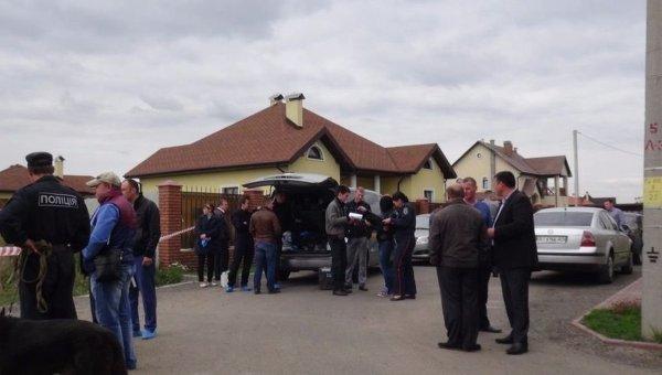 Под Киевом убили директора германской компании Сaparol вУкраинском государстве