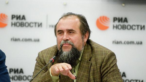 Александр Охрименко, президент Украинского аналитического центра