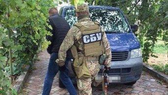 Задержание и обыски у членов организованной преступной группировки в Одесской области