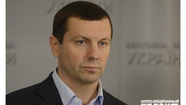 В «Оппозиционном блоке» призывают Украинское государство вывести ВСУ сДонбасса