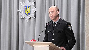 Заместитель руководителя Национальной полиции Константин Бушуев