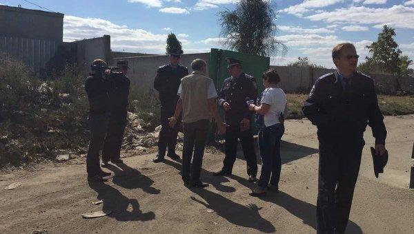 Жители Синельниково протестуют против львовского мусора