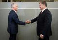 Президент Украины Петр Порошенко и премьер-министр Австралии Малкольм Тернбулл