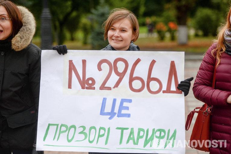 Рада приняла закон офункциях иполномочиях НКРЭКУ