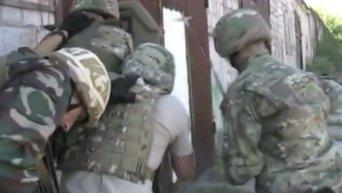 Освобождение заложницы в Бердянске. Спецоперация. Видео
