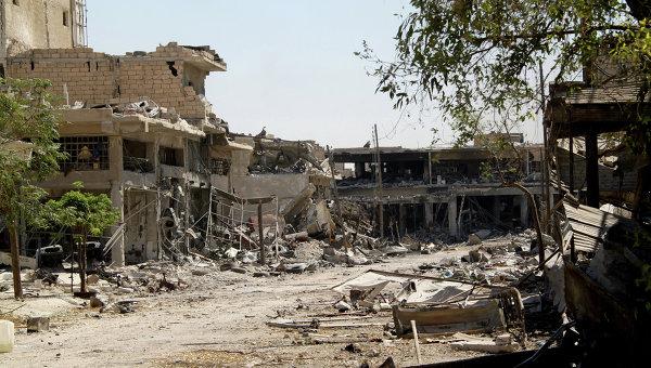 Сирийская армия начала операцию ввосточном Алеппо