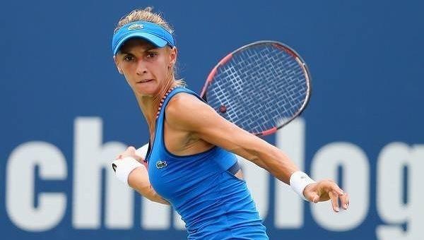 Украинка впервый раз в сегодняшнем сезоне вышла вфинал турнира WTA
