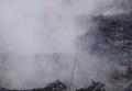 Тернопольские спасатели третьи сутки тушат торфяной пожар. Видео