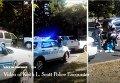 Видео, снятое женой афроамериканца, убитого полицейскими в США