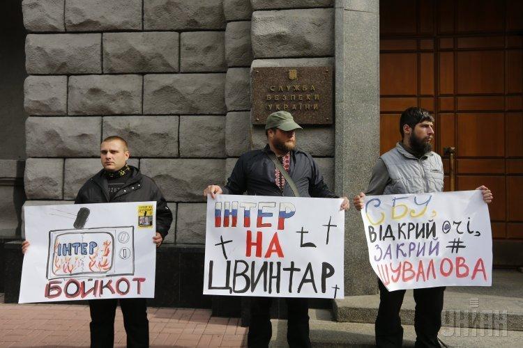 Оснований для депортации из государства Украины русского политтехнолога «Интера» нет— СБУ