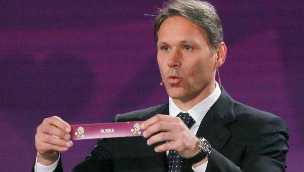 Ван Бастен будет работать вФИФА