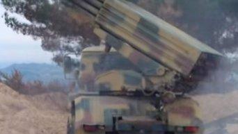 Наступление сирийской армии в Латакии. Видео