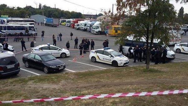 В Днепре застрелен полицейский
