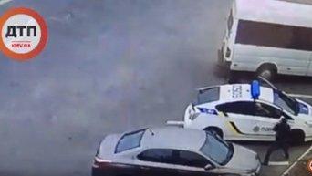 Убийство патрульного в Днепре: обнародовано видео с камер наблюдения