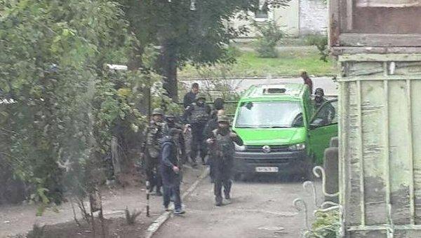 Операция по задержанию убийцы патрульных