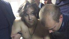 Задержание Александра Пугачева