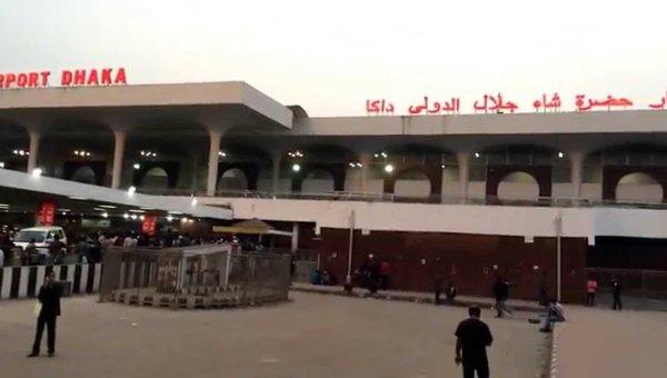 Три килограмма золота обнаружили водной изурн аэропорта Дакки