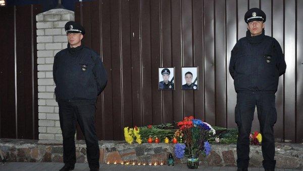 ВДнипре убийца полицейских расстрелял маршрутку