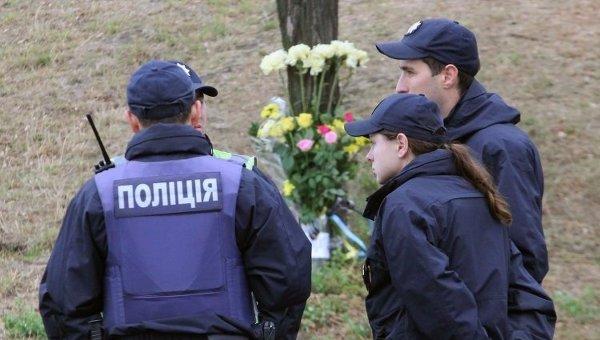 Убийство полицейских в Днепре