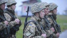 Военные Украины