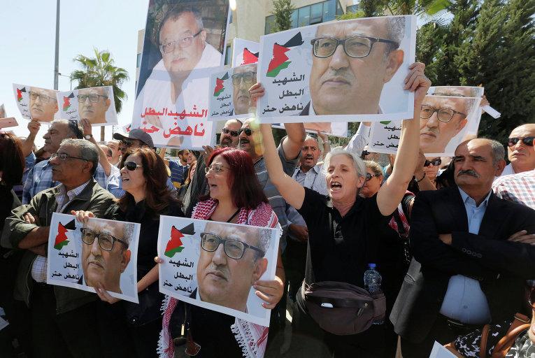 Высмеявший ислам писатель Нахид Хаттар убит в столице Иордании